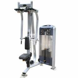 Precor Rear Delt / Pec Fly Discovery Series Ex-demo - Commercial Gym Equipment