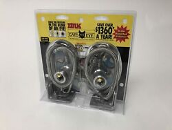 Cat's Eyes Tire Pressure Monitoring System- 100psi, Stainless Hoses, 2pk For 1 A