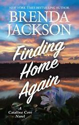 Finding Home Again Thorndike Press Large Print African-am... By Jackson Brenda