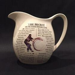 New Macallan Scotch Whiskey Water Jug From Japan Rare Limited Item 15.5cm
