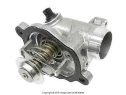Mercedes 2007-2011 Thermostat With Housing And Gasket 100 Deg. C + Warranty