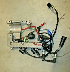 Yamaha Oem 40 And 50 Hp 3 Cylinder 2 Stroke Starter Bracket And Main Wiring Harness