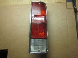 1975 Chevy Luv Pickup Truck Tail Light Assembly