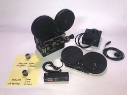 Mitchell 16mm Time-lapse Film Camera W/norris Intervalometer Conversion Package