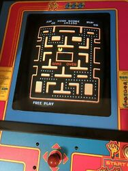 19quot; Electrohome G07 Rebuilt and Recapped Monitor Works Great Ms Pacman