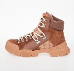 Hiking Queen High Top Boots N4804 Menand039s Size 8.5 G / 9 Us