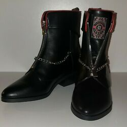Kingdom Hearts Official Super Groupies Axel Boots Size 24.5 Cm