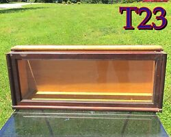 Antique Mahogany/birch Macey Barrister Bookcase Section C Size Globe Wernicke