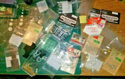 O Scale Diesel Engine Detail Parts Lot