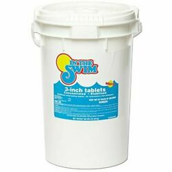 3 Inch Chlorine 100tablets 50 Pounds In The Swim Better Than Hth And Clorox