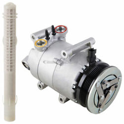 For 2013 Ford Focus S Se And Titanium Oem Ac Compressor And Clutch W/ A/c Drier
