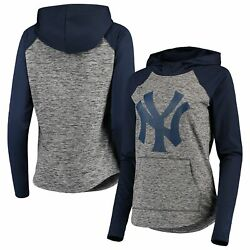 New York Yankees G-iii 4her By Carl Banks Women's Championship Ring Pullover