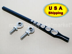 Motor Round Shift Linkage Shifter For Harley Street Glides Road King 1980-2015