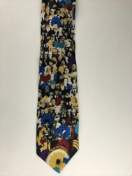 The Beatles Sgt Pepperand039s Lonely Heart Club Band Silk Men Tie 1996 Rm Style Usa