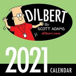 Dilbert 2021 Mini Wall Calendar By Andrews Mcmeel Publishing Book The Fast Free
