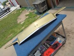 1972 72 Chevy Header Panel Solid Impala Caprice Bel Air Kingswood