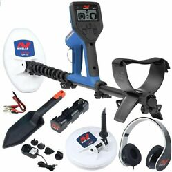 Minelab Gold Monster 1000 Metal Detector, Waterproof, Easy To Use, W/ Two Coils