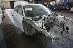 Front Right Side Fender Rail Frame Horn Structural Metal Body Cut Audi A6 11-18