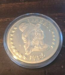 1795 Draped Bust Pattern Commemorative Coin Proof Value 89.95