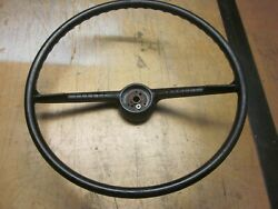 Steering Wheel Fits Ford Circa 50's