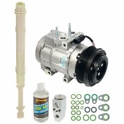 For Ford Expedition And Lincoln Navigator Oem Ac Compressor W/ A/c Repair Kit Tcp
