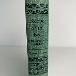 The Keeper Of The Bees By Gene Stratton Porter Vtg Edition1925 Rare Books