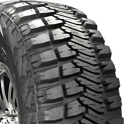 4 Goodyear Wrangler Mt/r With Kevlar Lt 265/75r16 Load E 10 Ply M/t Mud Tires