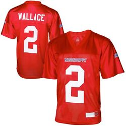 Mike Wallace Ole Miss Rebels Box Seat Current Nfl Player Football Jersey -