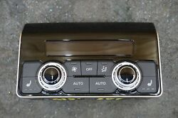 Front Hvac Climate Control Switch Heated Seats 4a4 4h0820043l Audi A8 S8 2011-14