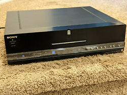Sony Dvp-s9000es Dvd Sacd Player. One Owner. Low Hours