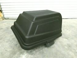 Husqvarna 46-inch 2 Bin Soft Bagger 2x Bags Cover And Frame Only