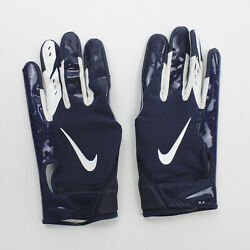 Houston Texans Nike Gloves - Receiver Menand039s Navy New With Tags Xl