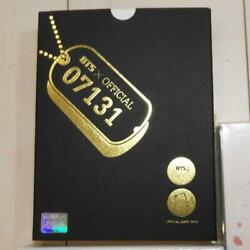 Bulletproof Boys Diary 2014 Bts Daum Fan Cafe Limit Dially One-of-a-kind Item