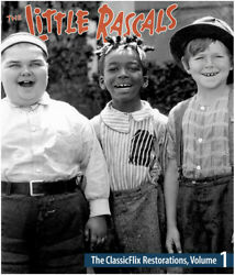 The Little Rascals The Classicflix Restorations Volume 1 [new Blu-ray] Rmst