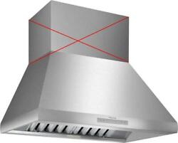 Thermador Professional Serie 36 Stainless Chimney Style Wallmount Hood Hpcn36ws