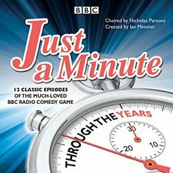 Just A Minute Through The Years 12 Classic Episodes Of ... By Bbc Radio Comedy