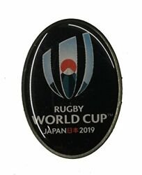 2019 Rugby World Cup Double Lapel Badge