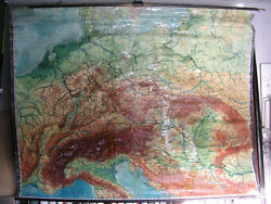 Wall Map Germany Rich Great Germany 1942 248x187 Vintage Greater Max