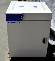 New Vwr Horizontal Air Flow Oven 105l3.7cuft Forced Air Lab Oven 414005-116