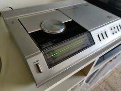 Phillips Cd-100 Vintage Cd Disc Player Fully Working