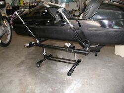 Velorex Service Cart For Side Car Sidecar Free Domestic Shipping