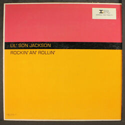 Liland039 Son Jackson Rockinand039 An And039rollinand039 Impandeacuterial 12 Lp 33 Rpm