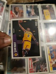 Mint Kobe Bryant Rookie Card Collectors Choice