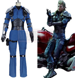 Final Fantasy Vii Ff7 Remake Roche Cos Cosplay Costume Party Christmas Halloween