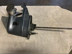 Used Oem Yamaha 25hp 2 Cyl 2-stroke 15 Inch Outboard Lower Unit. Fits 1994-2001