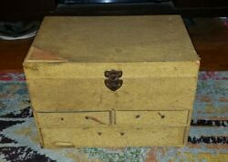 Rare Effanbee Baby Doll Trunk With Graphics