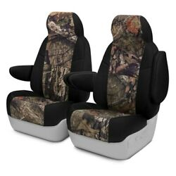 For Mercedes-benz 380sl 81 Seat Covers Mossy Oak Camo 1st Row Brake Up Country