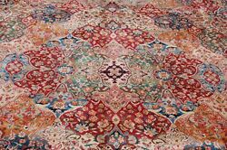 Mint Authentic American Karastan Multicolored Rug 8and0398x12and039 Kirman Panel900/903