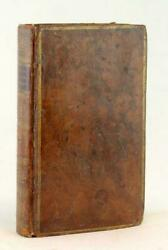 Jean-charles Laveaux Leather 1789 Life Of Frederick The Second King Of Prussia
