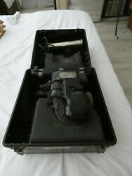 Wwii Bendix Aviation Sextant Bubble Type An-5851-1
